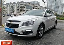 Cần bán gấp Chevrolet Cruze LT 2016, màu trắng