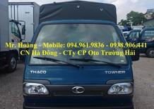 Xe tải nhẹ Thaco Towner 800 (900kg) -  Towner 990 (990kg)