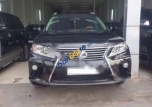 Cần bán gấp Lexus RX 350 đời 2010, màu đen, nhập khẩu nguyên chiếc chính chủ