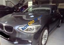 Bán xe BMW 116i đời 2013, màu xám (ghi), nhập khẩu nguyên chiếc