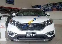 Bán Honda CR V 2.0L đời 2017, màu trắng, giá tốt