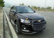 Bán Chevrolet Captiva sản xuất 2016, màu đen