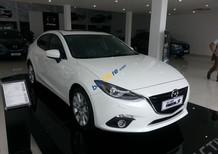 Bán Mazda 3 2.0 AT đời 2016, màu trắng, giá tốt