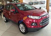 Bán Ford EcoSport 1.5L AT Titanium năm sản xuất 2017, màu đỏ