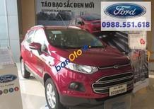 Cần bán Ford EcoSport năm sản xuất 2017, màu đỏ, giá tốt