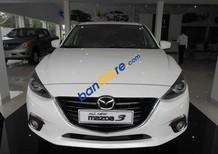 Bán Mazda 3 2.0 sản xuất 2017, màu trắng