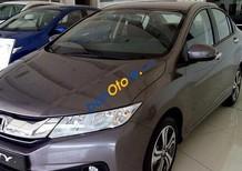 Cần bán xe Honda City 1.5 CVT sản xuất năm 2017, màu nâu, 574tr