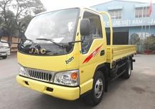 Bán xe tải JAC 2.4 tấn, màu vàng, 300tr