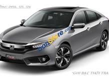 Bán Honda Civic năm 2017 Turbo, xe nhập