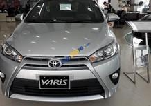 Cần bán Toyota Yaris G sản xuất 2017, màu bạc, nhập khẩu, giá chỉ 642 triệu