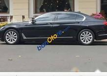 Cần bán xe cũ BMW 730Li đời 2016, màu đen