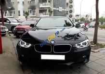 Cần bán gấp BMW 3 Series 320i năm 2015, màu đen, nhập khẩu như mới