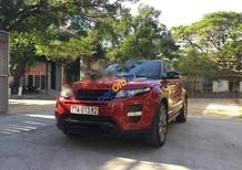 Bán LandRover Range Rover Evoque Dynamic Si đời 2013, màu đỏ, nhập khẩu
