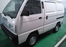 Bán Suzuki Blindvan 2018 - Tiêu chuẩn Euro 4 - chỉ cần 99 triệu - Giao xe ngay trong tháng