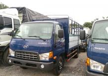 Xe nâng tải Hyundai 2.5 tấn, xe tải Hyundai 5 tấn Trường Hải, giá xe Hyundai 5 tấn thùng kí, thùng mui bạt