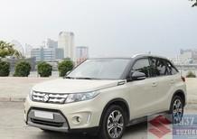 Suzuki Vitara 2017 phiên bản trắng ngà, nhập khẩu Châu Âu, chỉ có tại Suzuki Vũng Tàu