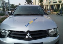 Cần bán gấp Mitsubishi Triton GLS năm 2009, màu bạc, xe nhập, 355 triệu