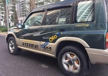 Xe Suzuki Vitara sản xuất năm 2006, màu xanh lam, giá chỉ 225 triệu