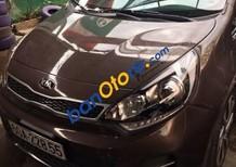 Cần bán Kia Rio sản xuất năm 2015, màu nâu, xe nhập, 535 triệu