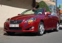 Bán ô tô Lexus IS 250C 2009, màu đỏ, xe nhập xe gia đình