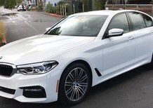 bmw 5 SERIES 2017 . Made in Germany.