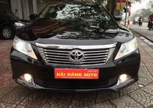 Bán ô tô Toyota Camry 2.5G 2012, màu đen ĐK cuối 2013 xe cực đẹp biển HN