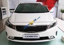 Bán xe Kia Cerato sản xuất 2016, màu trắng