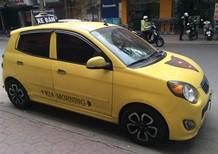 Bán Kia Morning XLS đời 2010, màu vàng, nhập khẩu