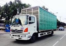 Hino XZU720L- HKFRL3 3.2 tấn chở gia cầm 5.1m, 2 trục – Bán xe trả góp, có xe sẵn, giao ngay