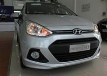 Bán Hyundai Grand i10 2018, màu bạc, nhập khẩu nguyên chiếc giá cạnh tranh
