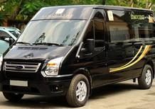 Ford Transit Limousine 10 chỗ 2016, màu xám, Đẳng cấp vận chuyển hành Khách