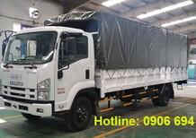 Bán xe tải Isuzu 8.2 tấn thùng 7.1 mét trả góp uy tín Sài Gòn