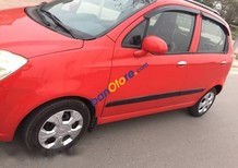 Cần bán lại xe Chevrolet Spark đời 2011, màu đỏ chính chủ