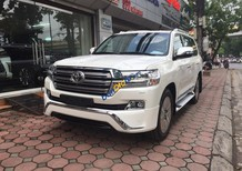 Bán Toyota Land Cruiser VX-R 2016, màu trắng, nhập khẩu, giá tốt, LH: 0948. 256.912