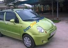 Xe Daewoo Matiz sản xuất 2004, màu xanh lục số sàn