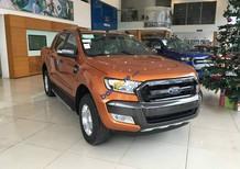 Bán Ford Ranger Wildtrak 3.2L đời 2017, xe nhập