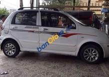 Cần bán lại xe Daewoo Matiz đời 2003, màu trắng xe gia đình, giá tốt