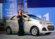Bán Hyundai Grand i10 đời 2017, màu trắng, nhập khẩu nguyên chiếc, giảm giá tốt