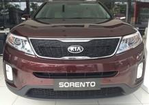 Bán xe Kia Sorento máy dầu 2017 chính hãng, 7 chỗ sang trọng