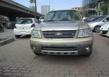 Cần bán gấp Ford Escape 3.0AT 2005, màu vàng