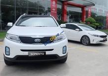 Bảng giá Kia Sorento 2018 mới nhất tại Kia Giải Phóng, hỗ trợ trả góp 90% giá trị xe - Hotline PKD: 0985 79 39 68