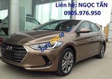Bán xe Hyundai Elantra đời 2018 - Số tự động, màu nâu. Liên hệ: 0905.976.950