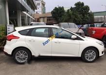 Cần bán Ford Focus Ecoboost Trend đời 2017, màu trắng