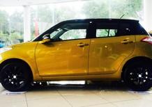 Bán Suzuki Swift RS  2017,suzuki Hải Phòng , Thái Bình, Nam Định, màu vàng đen 0936544179