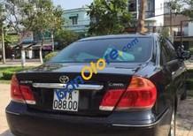 Cần bán xe cũ Toyota Camry 2005, màu đen chính chủ, giá tốt