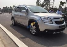 Cần bán lại xe Chevrolet Orlando LTZ 1.8AT đời 2014, màu bạc số tự động, 538 triệu