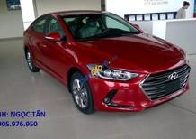 Bán ô tô Hyundai Elantra đời 2018 1.6AT, màu đỏ, liên hệ hotline: 0905.976.950