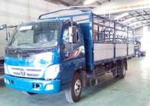 Giá bán xe tải nâng tải 7 tấn. Xe tải Thaco Ollin 700B thùng mui bạt , thùng kín tải trọng 7 tấn mới đời 2017