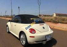 Cần bán lại xe Volkswagen Beetle đời 2009, màu trắng, giá chỉ 750 triệu
