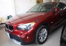 Cần bán BMW X1 2.0 AT đời 2010, màu đỏ, nhập khẩu, 780 triệu